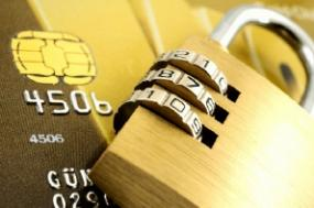 Secure our credit card with a PIN